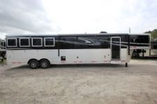 #01365 - New 2016 Lakota 8415GLQ BigHorn 4 Horse Trailer  with 15' Short Wall