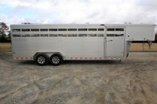 #B3575 - New 2016 Sundowner RANCHER24GN Stock Trailer