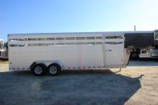 #B3672 - New 2016 Sundowner RANCHER24GN Stock Trailer