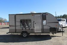 #35260 - New 2016 Forest River Cherokee Wolf Pup CCKT16FQ Travel Trailer  with 16' Short Wall