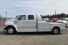 #44739 - Used 2005 Ford F650 Truck