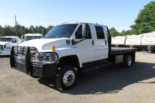#17821 - Used 2007 GMC C5500   4WD Truck
