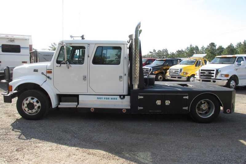 #69281 - Used 1998 International 4000 Series 4700 Truck