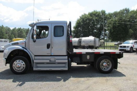 #S4497 - Used 2012 Freightliner M2 Truck