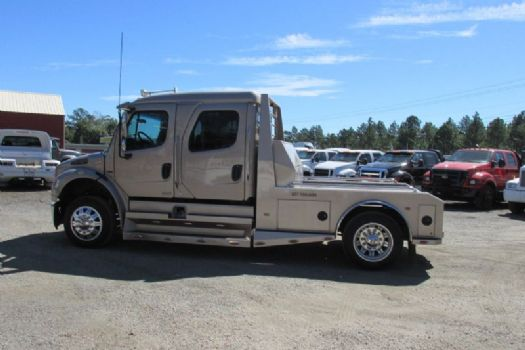 #35200 - Used 2007 Freightliner M2 106 Truck