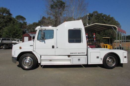 #60881 - Used 1999 Freightliner FL60 Truck