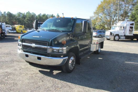 #16306 - Used 2005 Chevrolet C4500 Truck