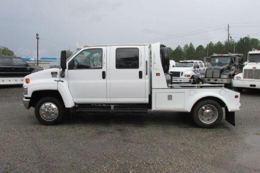 #20783 - Used 2005 GMC C4500 Truck