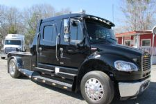 #59188 - Used 2008 Freightliner  SOLD!! M2 Sport Chassis Truck