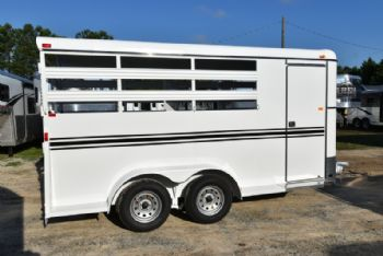 #77567 - New 2018 Bee 3HBPSL 3 Horse Trailer  with 2' Short Wall