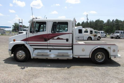 #04243 - Used 1997 Freightliner 60 Truck