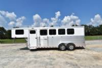 #B5886 - New 2018 Sundowner SS4HGN 4 Horse Trailer  with 4' Short Wall