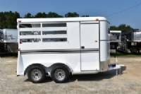 #77639 - New 2018 Bee 2HBPSL 2 Horse Trailer  with 2' Short Wall