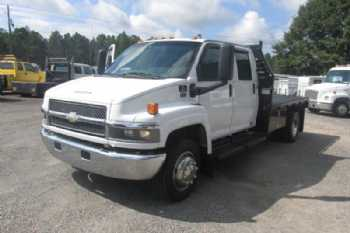 #12143 - Used 2008 Chevrolet C4500 Truck