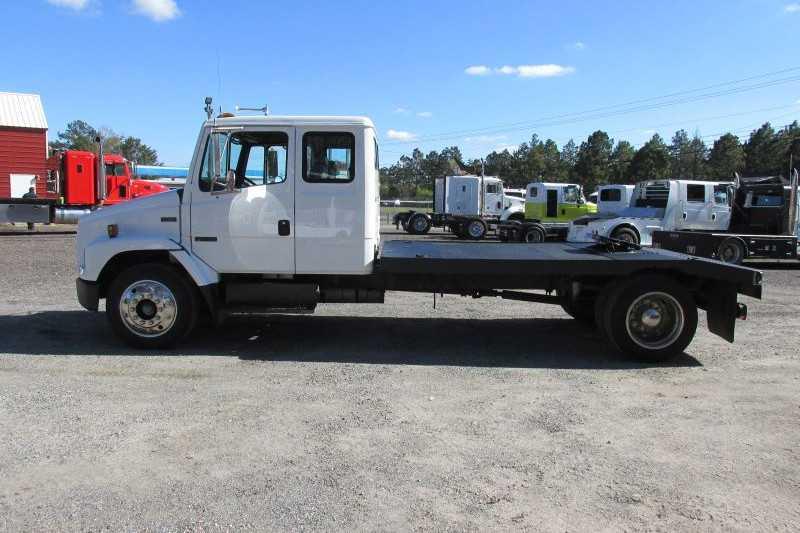 #90811 - Used 1998 Freightliner FL 60 Truck