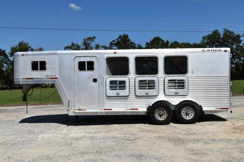 Wiring-diagram-for-exiss-horse-trailer & Used 3 Horse Exiss Horse ...