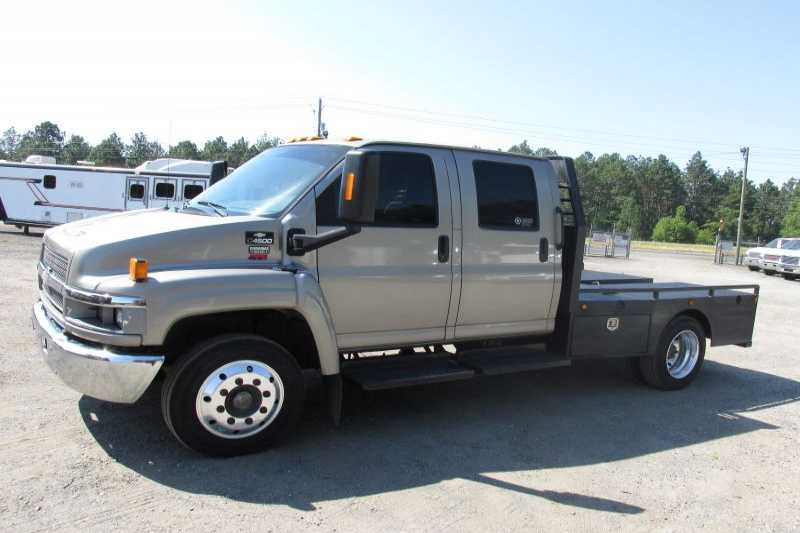 #16749 - Used 2008 Chevrolet 4500 Truck